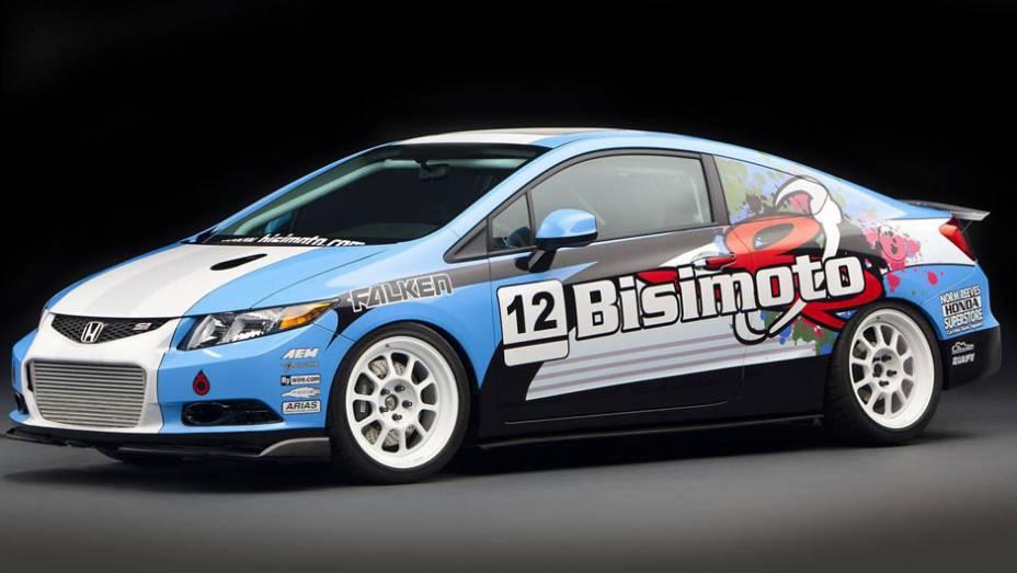 Honda Civic Si Bisimoto
