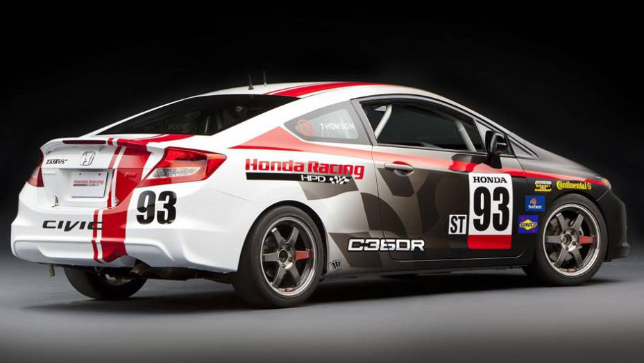 Honda Civic Si C360R