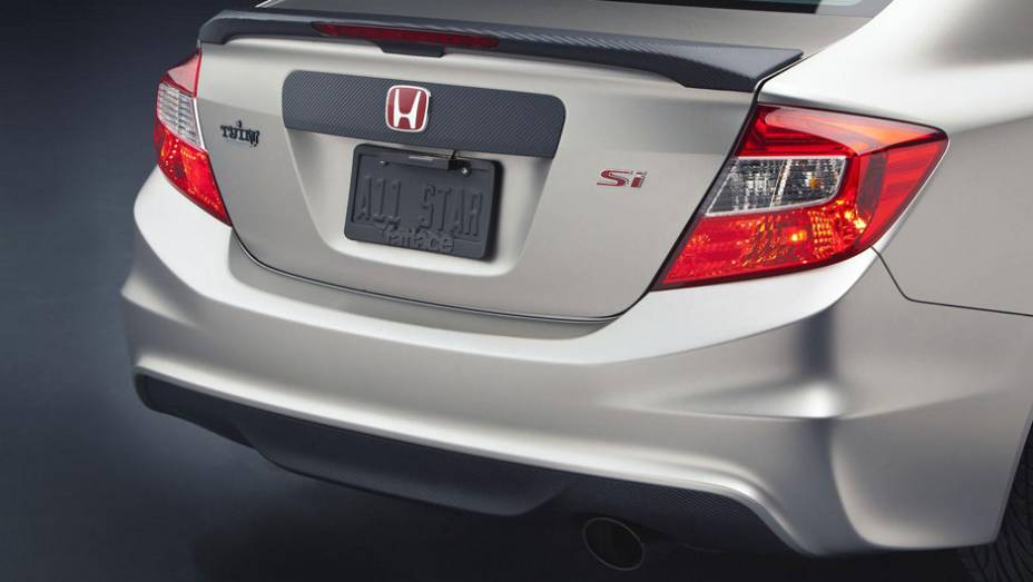 Honda Civic Si Tjin Edition