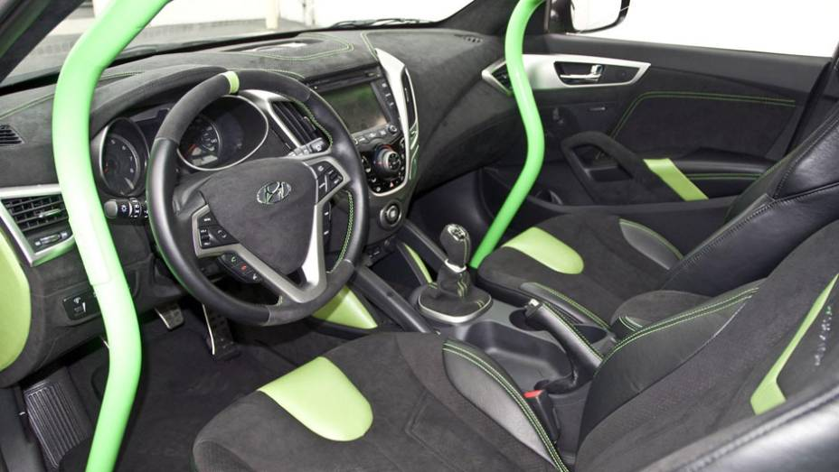 Hyundai Veloster ARK Performance