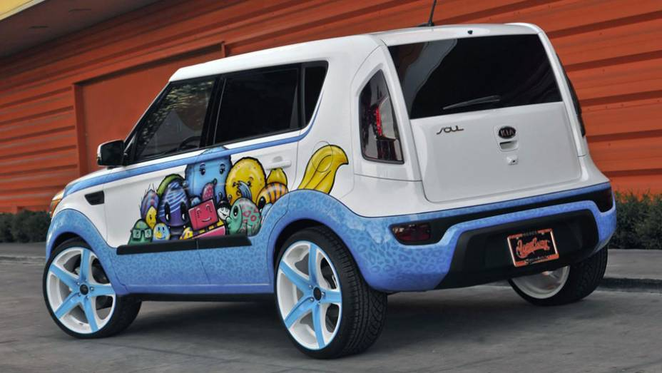 Kia Soul Home In One