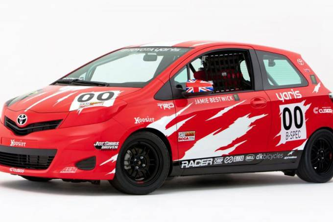 Toyota no SEMA Show 2011