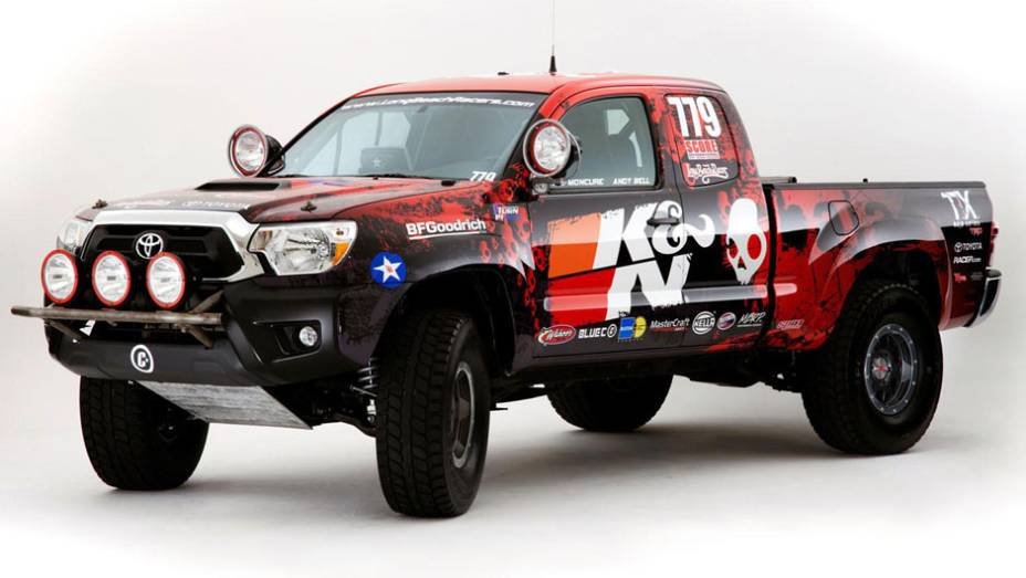 Toyota Tacoma by Long Beach Racers