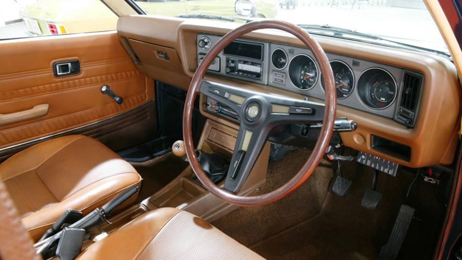 A terceira geração do Corolla tinha como pontos fortes características de segurança e conforto equivalente aos carros considerados luxuosos