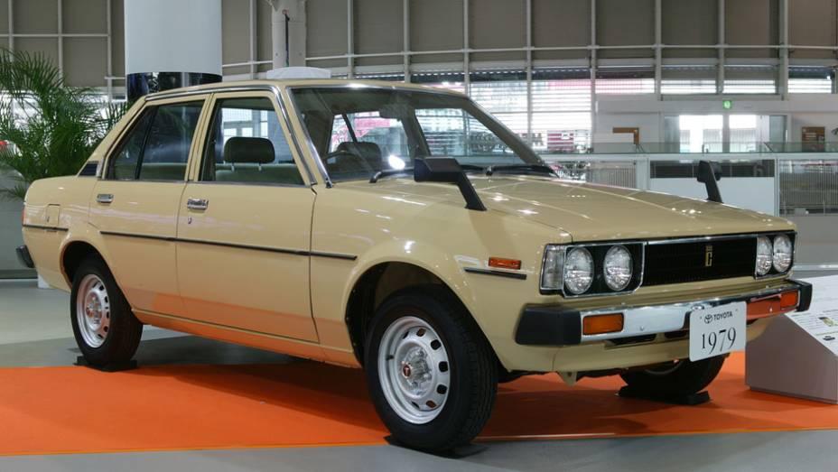 Em sua quarta geração, o Corolla passou por rigorosos testes no mundo todo