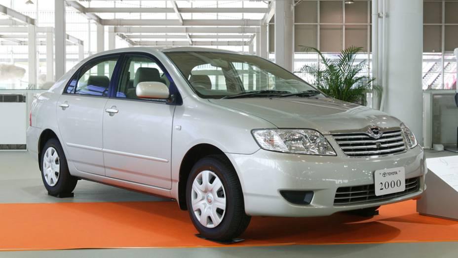A partir de 1999, a oitava geração foi a primeira a ser fabricada no Brasil, na planta de Indaiatuba (SP)
