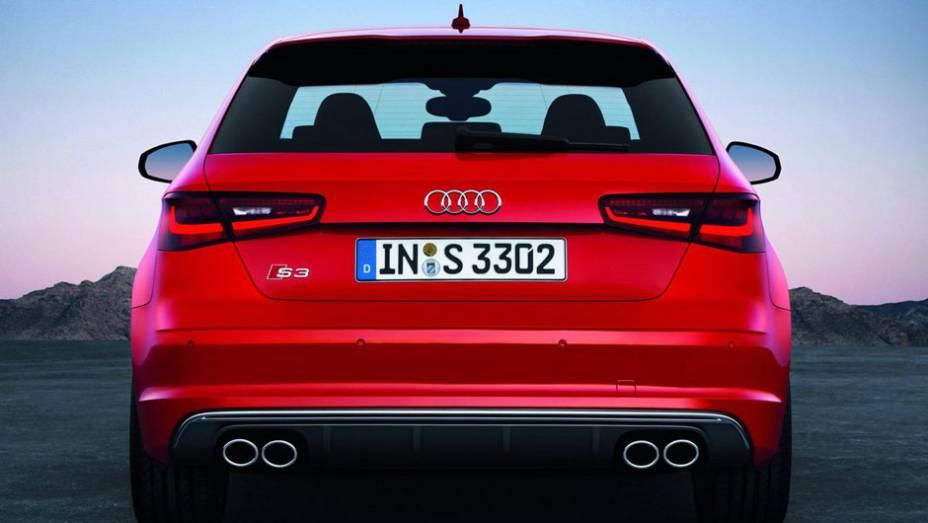 """Novo Audi S3   <a href=""""http://quatrorodas.abril.com.br/saloes/paris/2012/audi-s3-702744.shtml"""" rel=""""migration"""">Leia mais</a>"""