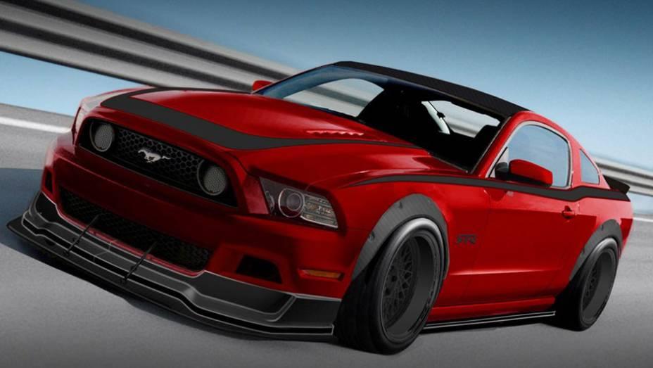Ford Mustang desenvolvido pela Mother Autosport / Dynamics / RTR