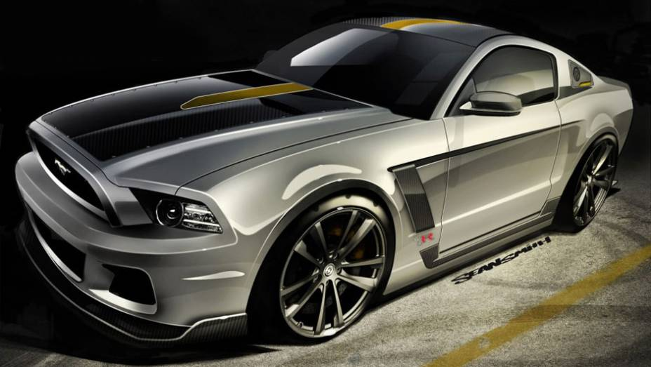 Ford Mustang da Ringbrothers