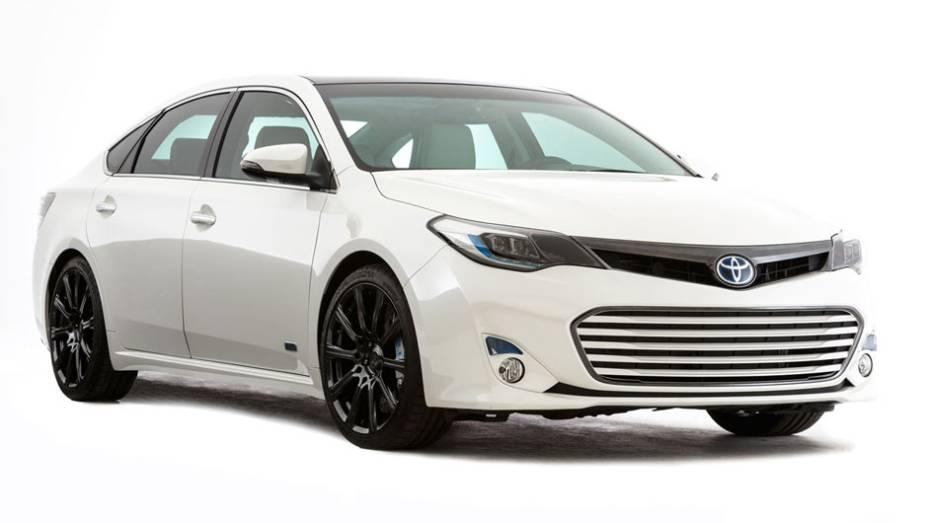 Versão DUB do Toyota Avalon
