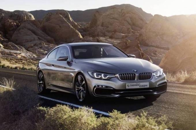 BMW Série 4 Coupe Concept