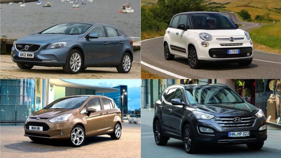 """A Euro NCAP, entidade que realiza testes de segurança periodicamente com diversos veículos vendidos no mercado europeu, divulgou a lista dos carros considerados os mais seguros entre os 36 avaliados em 2012. Confira!   <a href=""""%20http://quatrorodas.abril.c"""" rel=""""migration""""></a>"""