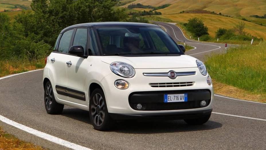 """MINIVAN COMPACTA - Fiat 500L (empate)   <a href=""""http://quatrorodas.abril.com.br/noticias/seguranca/euro-ncap-divulga-lista-carros-mais-seguros-2012-731866.shtml"""" rel=""""migration"""">Leia mais</a>"""