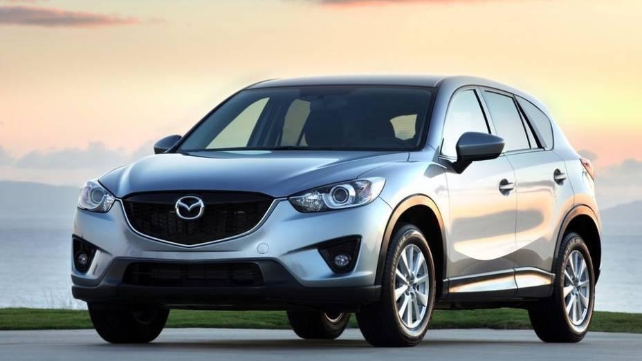 """CARRO DO ANO - Mazda CX5   <a href=""""http://quatrorodas.abril.com.br/noticias/mercado/finalistas-premio-carro-mundial-2013-sao-revelados-732525.shtml"""" rel=""""migration"""">Leia mais</a>"""