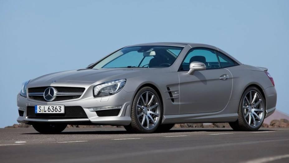 """CARRO DE PERFORMANCE - Mercedes-Benz SL 63 AMG   <a href=""""http://quatrorodas.abril.com.br/noticias/mercado/finalistas-premio-carro-mundial-2013-sao-revelados-732525.shtml"""" rel=""""migration"""">Leia mais</a>"""