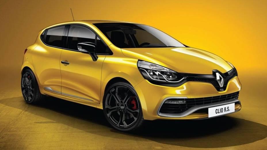 """CARRO DE PERFORMANCE - Renault Clio Sport   <a href=""""http://quatrorodas.abril.com.br/noticias/mercado/finalistas-premio-carro-mundial-2013-sao-revelados-732525.shtml"""" rel=""""migration"""">Leia mais</a>"""