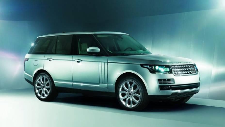 """DESIGN AUTOMOTIVO - Land Rover Range Rover   <a href=""""http://quatrorodas.abril.com.br/noticias/mercado/finalistas-premio-carro-mundial-2013-sao-revelados-732525.shtml"""" rel=""""migration"""">Leia mais</a>"""
