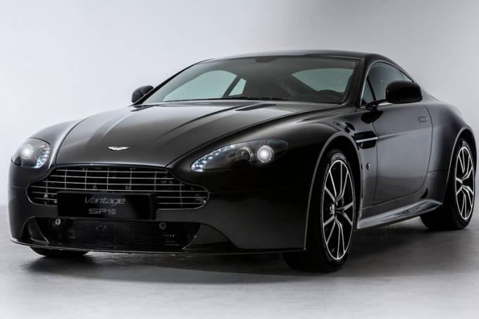 Aston Martin Vantage V8 S SP10