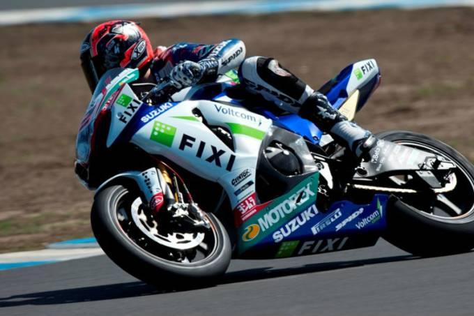 Superbike – Testes em Phillip Island