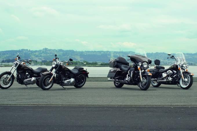 Harley-Davidson faz 110 anos e Brasil ganha modelos comemorativos
