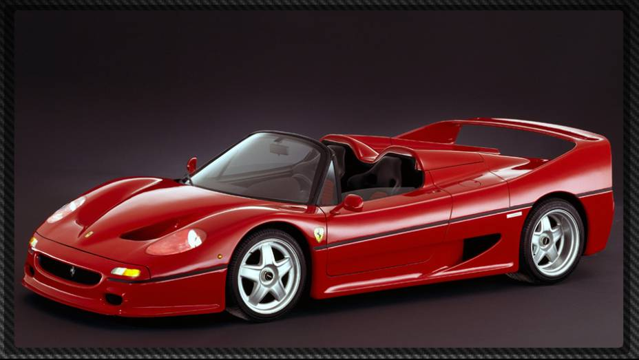 """Em 1995 a Ferrari F50 chegava ao mercado em um momento de grande movimentação no setor dos superesportivos   <a href=""""%20http://quatrorodas.abril.com.br/reportagens/geral/laferrari-novo-suprassumo-ferrari-736137.shtml"""" rel=""""migration"""">Leia mais</a>"""