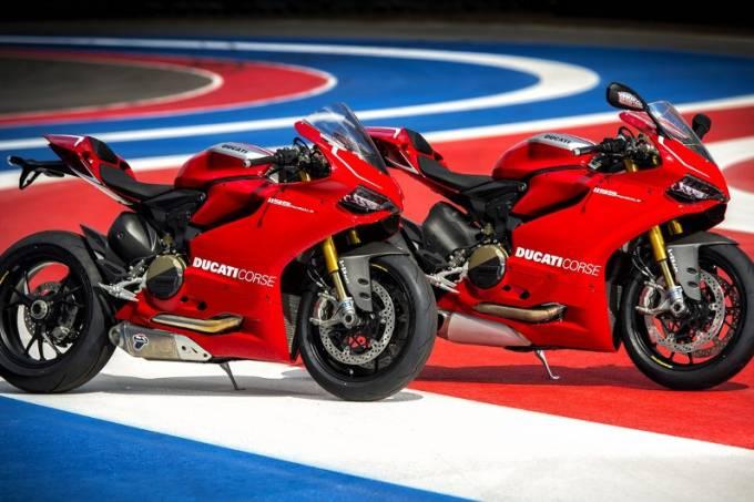 Ducati 1199 Panigale R 2013