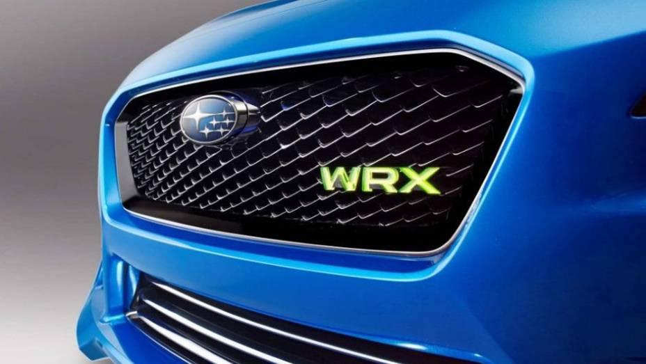 """A Subaru ainda não definiu a produção e, consequentemente, a data de lançamento do WRX concept   <a href=""""%20http://quatrorodas.abril.com.br/saloes/new-york/2013//subaru-wrx-concept-737153.shtml"""" rel=""""migration"""">Leia mais</a>"""