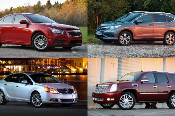 Best Cars for Families 2013