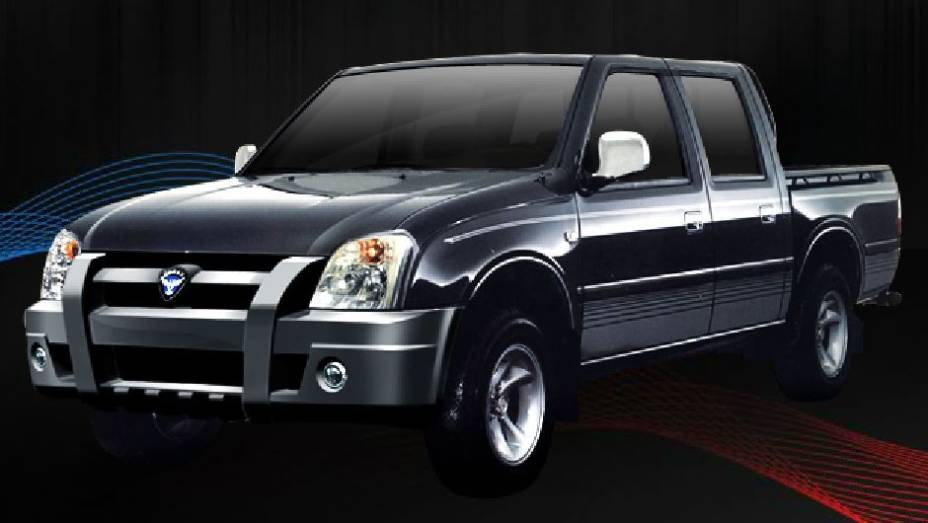 "Ppoggugi III (baseado no Shuguang pick-up) | <a href=""http://quatrorodas.abril.com.br/reportagens/geral/pyeonghwa-motors-montadora-norte-coreana-738234.shtml"" rel=""migration"">Leia mais</a>"