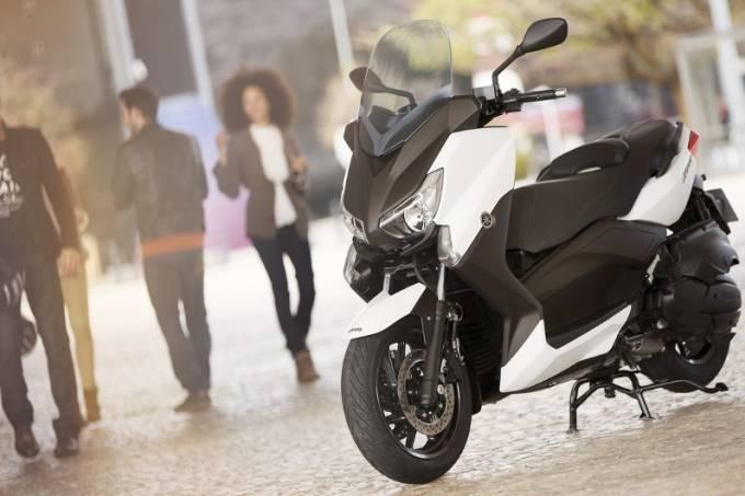 Yamaha X-Max 400 2013