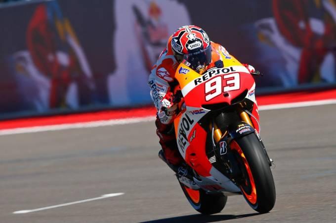 MotoGP Américas – Classificação