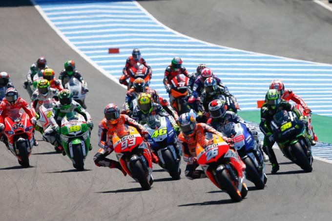 MotoGP Jerez – Corrida