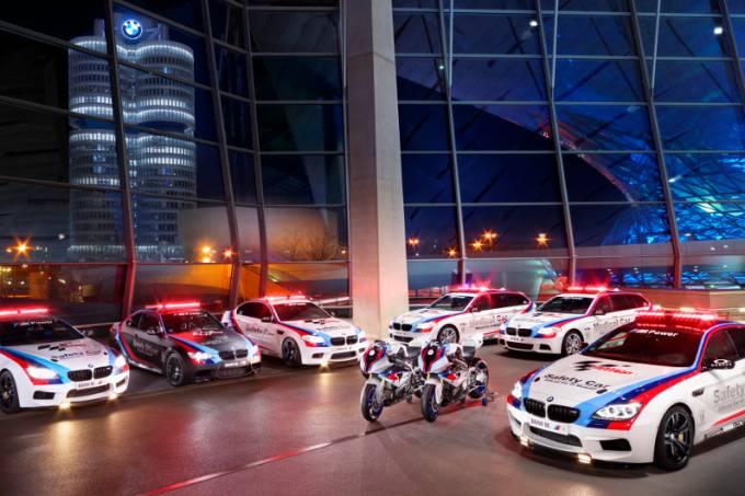 BMW M6 Coupe – Carro oficial da MotoGP 2013
