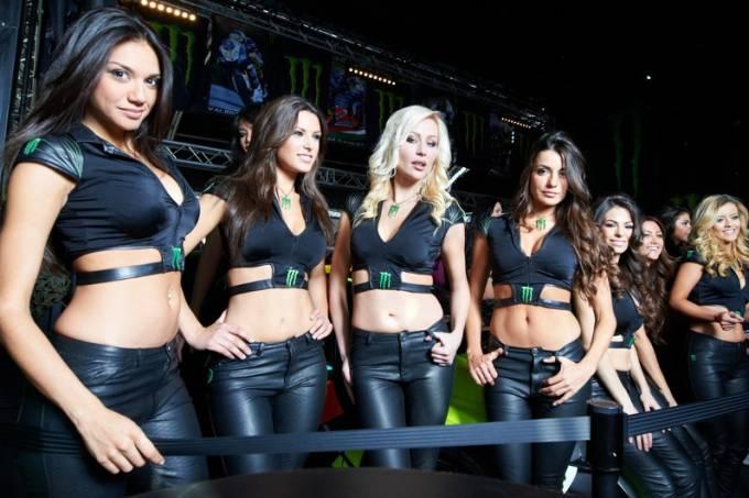 Garotas da MotoGP – França