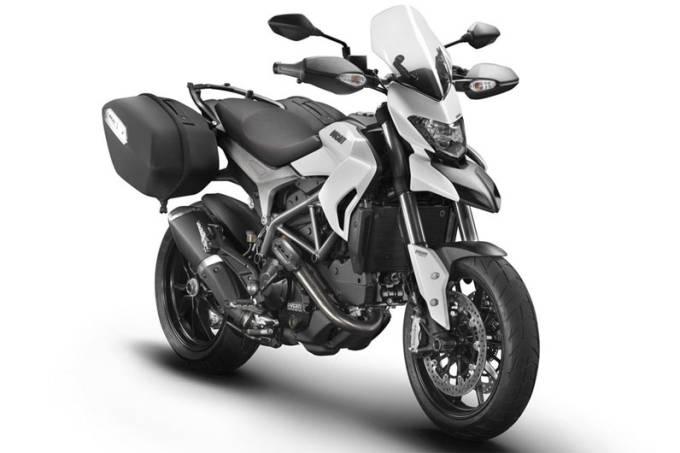 Ducati Hyperstrada 2013