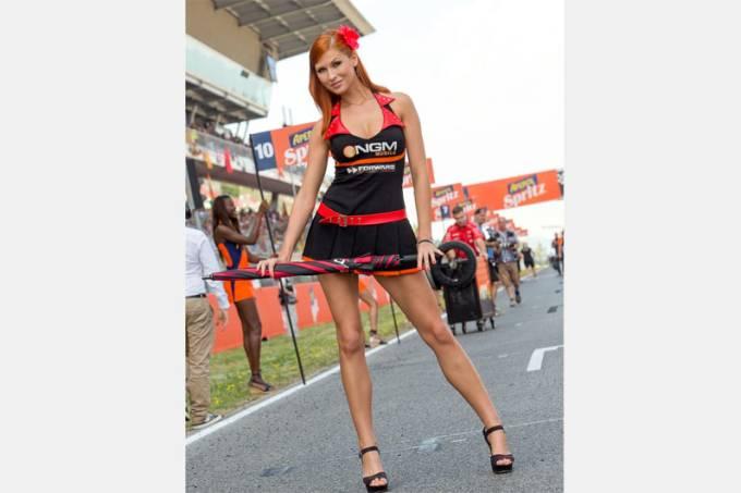 Garotas da MotoGP – Catalunha