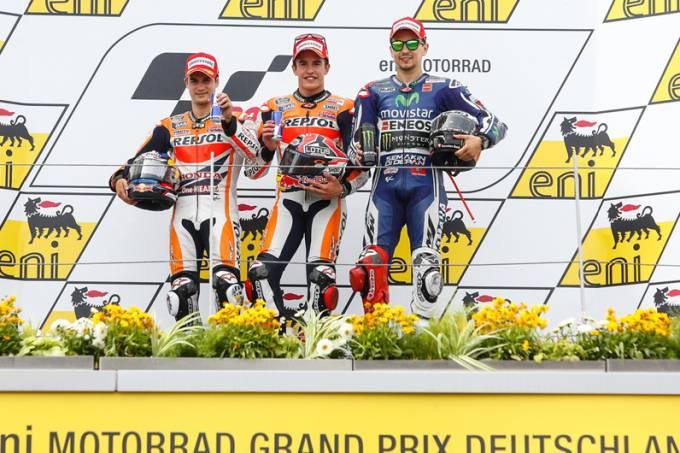 MotoGP Alemanha – Corrida