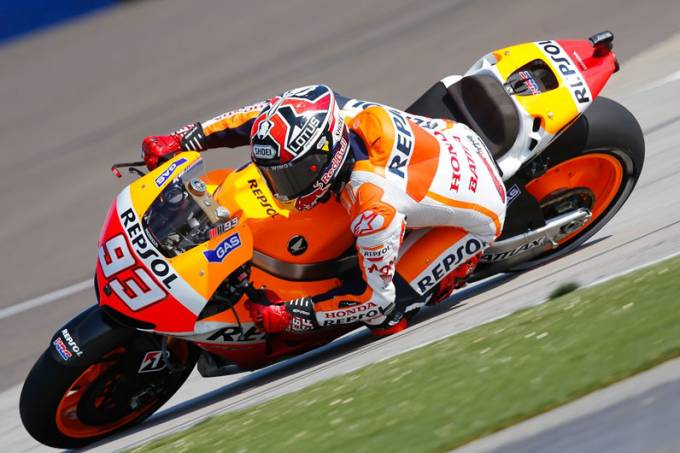 MotoGP – Indianápolis (sábado)