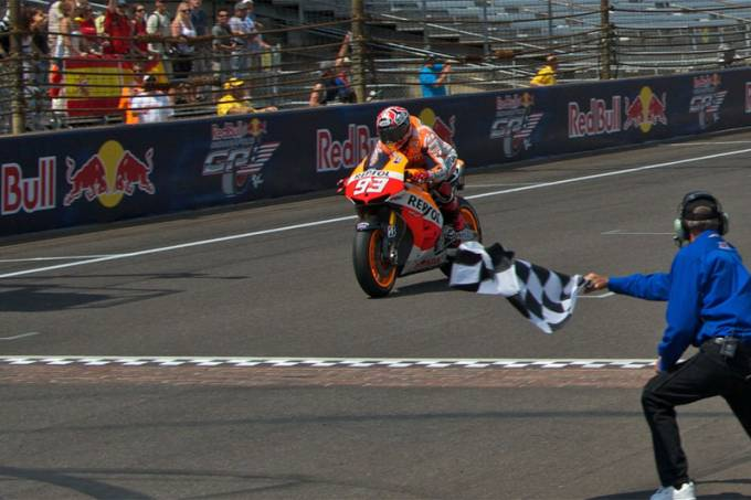 MotoGP Indianápolis – Corrida