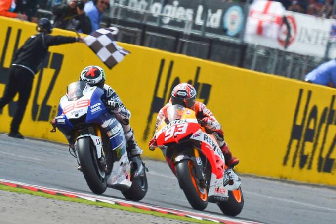 MotoGP – Inglaterra (domingo)