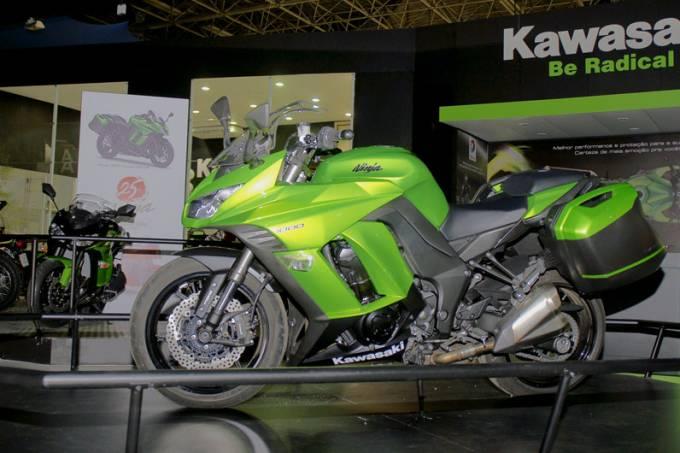 Kawasaki Ninja 1000 Tourer ABS 2014