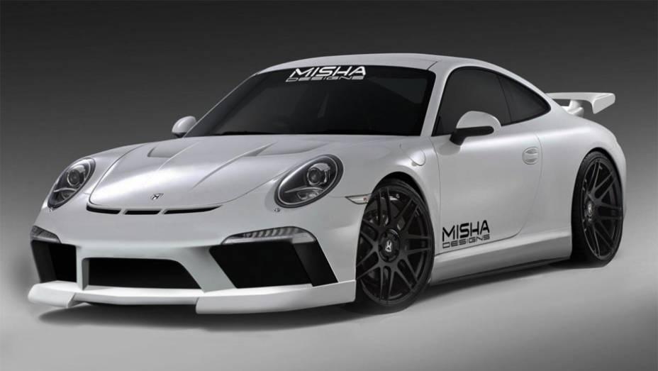 Porsche 911 by Misha Design