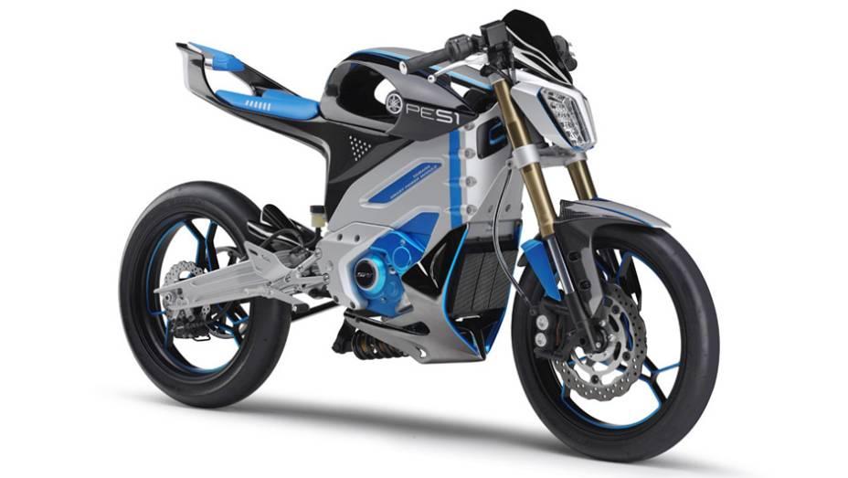 """Yamaha PES1   <a href=""""http://quatrorodas.abril.com.br/moto/noticias/yamaha-mostra-modelos-salao-toquio-760140.shtml"""" rel=""""migration"""">Leia mais</a>"""