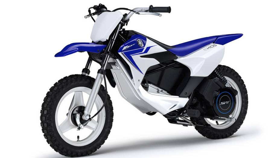 """Yamaha EKids   <a href=""""http://quatrorodas.abril.com.br/moto/noticias/yamaha-mostra-modelos-salao-toquio-760140.shtml"""" rel=""""migration"""">Leia mais</a>"""