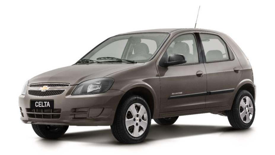 """O terceiro lugar é do Chevrolet Celta - 9,1%   <a href=""""http://quatrorodas.abril.com.br/reportagens/servicos/tempo-dinheiro-765441.shtml"""" rel=""""migration"""">Leia mais</a>"""