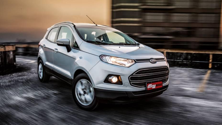 """Em 14º aparece o Ford Ecosport 2.0 - 10,8%   <a href=""""http://quatrorodas.abril.com.br/reportagens/servicos/tempo-dinheiro-765441.shtml"""" rel=""""migration"""">Leia mais</a>"""