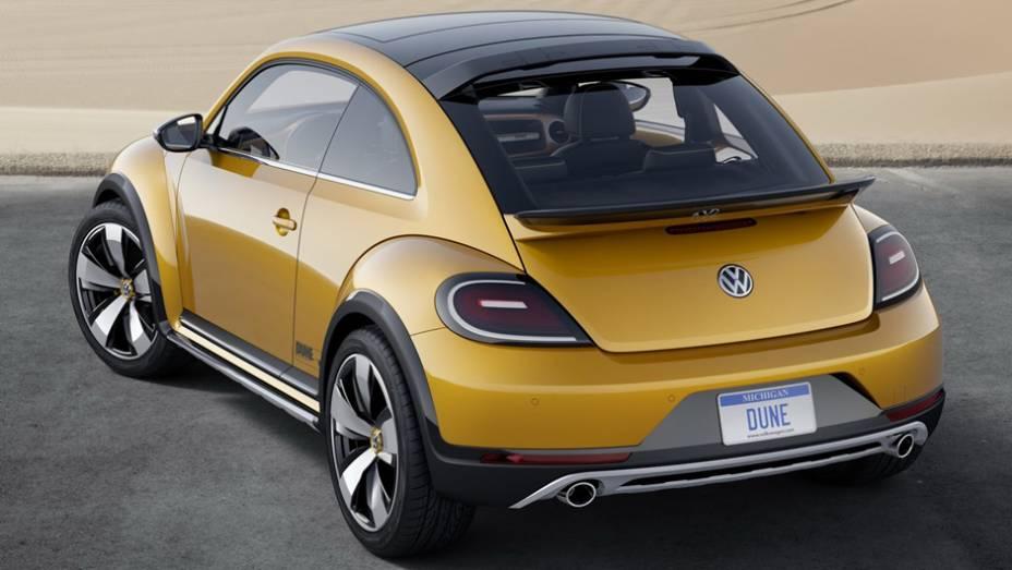 "Volkswagen Beetle Dune concept   <a href=""http://quatrorodas.abril.com.br/noticias/saloes/detroit-2014/vw-mostrara-beetle-dune-eua-768078.shtml"" rel=""migration"">Leia mais</a>"