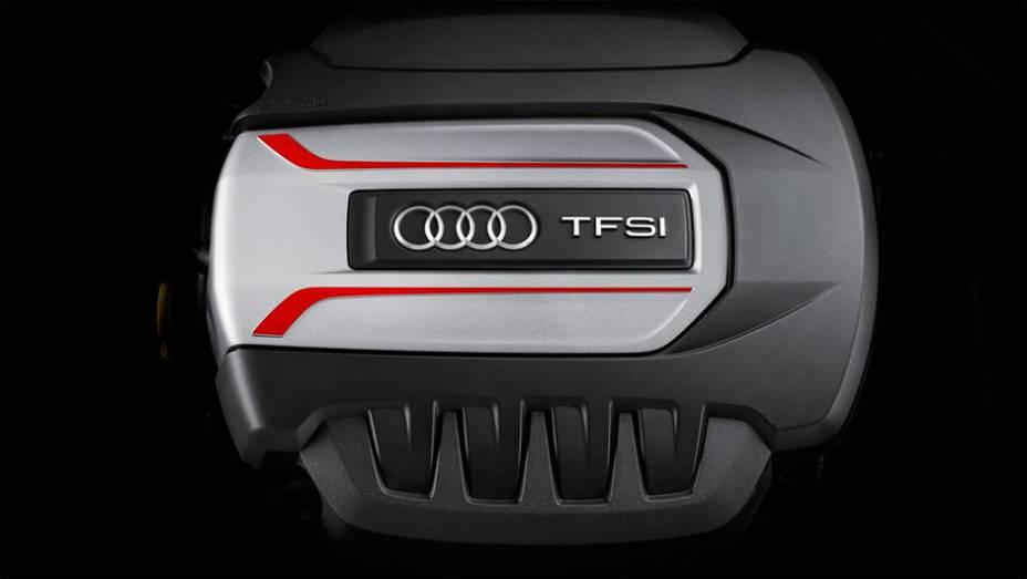 """Motor 2.0 TFSI de quatro cilindros   <a href=""""http://quatrorodas.abril.com.br/noticias/saloes/genebra-2014/audi-lanca-oficialmente-s1-s1-sportback-2014-773081.shtml"""" rel=""""migration"""">Leia mais</a>"""