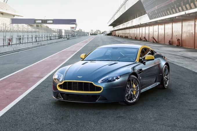 Aston Martin Vantage V8 N430