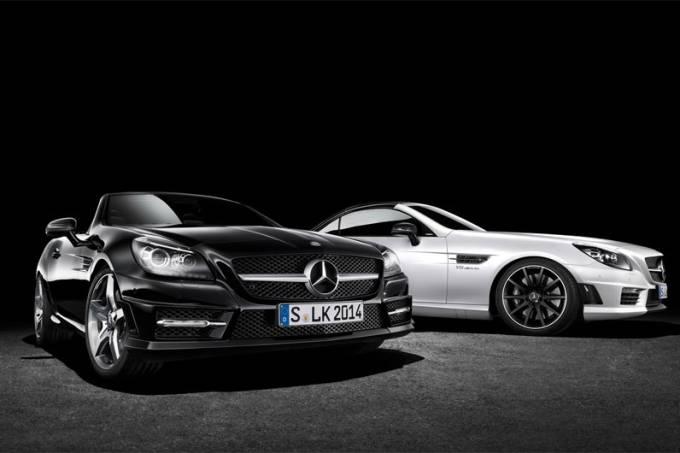 Mercedes-Benz SL 2LOOK e SLK CarbonLOOK
